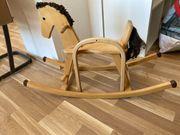 Holz Schaukelpferd
