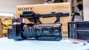 Sony PXW-Z150 - 4k 100 Mbits