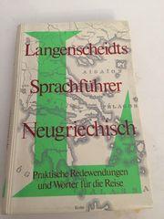 Sprachführer Neugriechisch