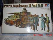 Tamiya Modell 35011 Panzerkampfwagen III