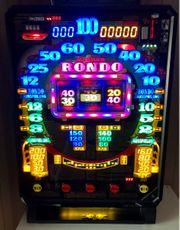 Merkur Rondo Spielautomat LED spielen