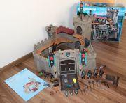 Playmobil Ritter Raubritterburg 4866 komplett