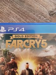 Ps4 far cry 5 Gold