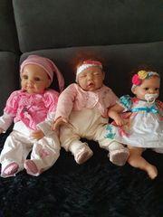 Handgefertigte Puppen lebesecht und einfach