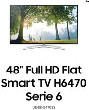 samsung ue48h6470 smart TV 48