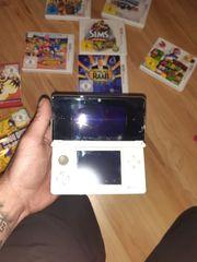 Nintendo 3 ds mit vielen