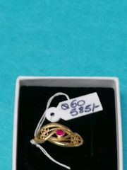 585 GOLD DAMEN RING
