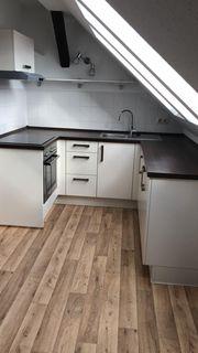 Gemütliche 2- Raum- Dachgeschosswohnung gegenüber