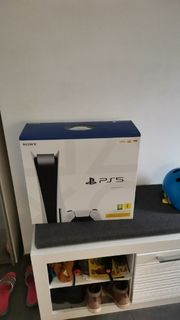 Playstation 5 Disc mit Dirt
