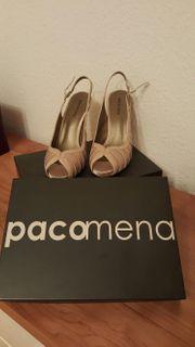 Paco Mena Damen Sandalen Gr