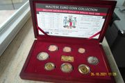 Offiziellen Euro-Kursmünzensatz KMS Malta 2008