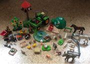 Playmobil Ladetraktor Zubehör