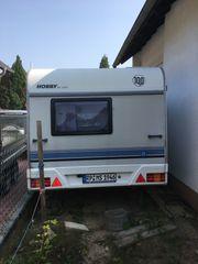 Hobby Wohnwagen 420TM
