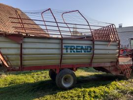 Pöttinger ladewagen zu verkaufen: Kleinanzeigen aus Höchst - Rubrik Traktoren, Landwirtschaftliche Fahrzeuge