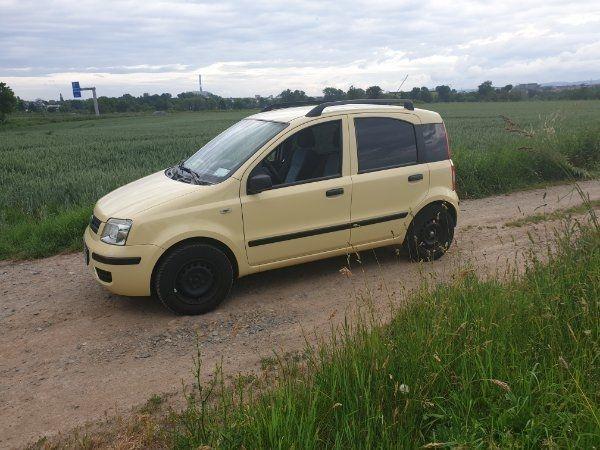 Fiat Panda 169 in guten