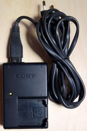 Original Ladegerät Sony BC-CSG