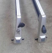 Alu verstellbare Ski- Dachträger für