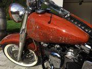 Harley-Davidson Softail Heritage Custom EVO