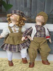 Puppen-Pärchen