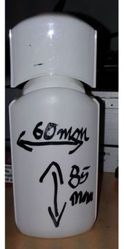 Neue 200 ml HDPE Flaschen