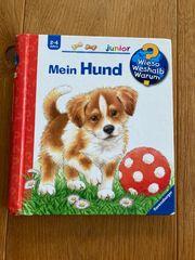 Mein Hund - Kinderbuch