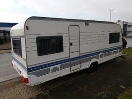 Wohnwagen - wohnwagen Hobby 560 KMF -Ul-UF