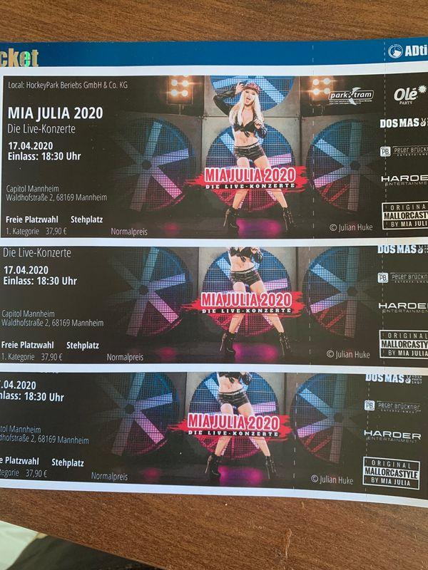 MIA Julia 2020 in Mannheim