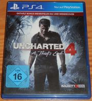 Für PS4 Uncharted 4 - A