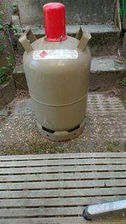 Gasflasche 11kg grau tauschflasche