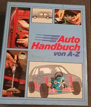 auto handbuch von a z