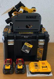 DeWalt Akku-Tauchsäge DCS 520 T2
