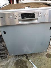 Bosch Spülmaschine mit mängel