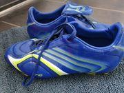 Fussballschuhe von Adidas blau Gr