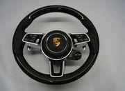 Porsche Macan Lenkrad Holz MUFU