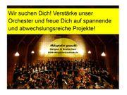 Mitspieler innen im Kammerorchester Weiherfeld