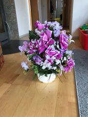 Blumen bzw Dekoblumen
