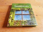 Facade Greenery Contemporary Landscaping