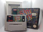 Sim City für Super Nintendo