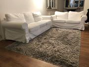 Ikea EKTORP 3er- 2er-Sofa NUR