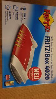 Verkaufe Fritz Box 4020