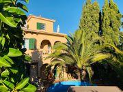 Romantisches Ferienhaus mit Pool und