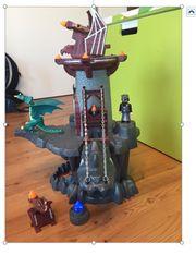 Playmobil Drachenturm mit Drachen und