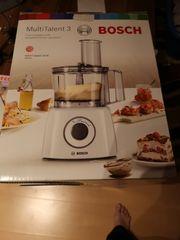 Bosch Multi Talent 3 Küchenmaschine