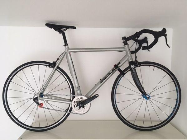 Single speed Bike Sequoia Rennrad