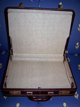 Bild 4 - Picard Luxus Leder-Aktenkoffer - Fürth Oberfürberg