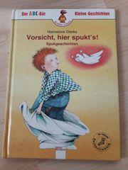 Kinderbuch Vorsicht hier spukt s
