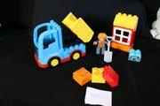 Lego Duplo Set 10529 Lastwagen