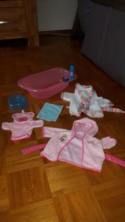 Badewannen-Set für Baby Born