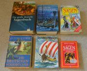 Auswahl 6 Bücher Heldensagen des