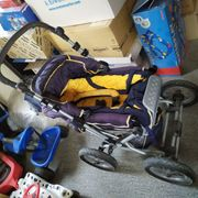 Kinderwagen Buggy mit Luftbereifung